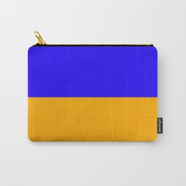 Mango & Blueberry Carry-All Pouch