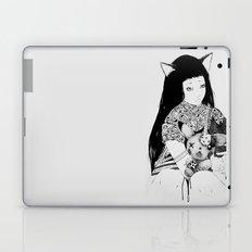 creepy nerd Laptop & iPad Skin