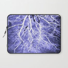 Passage to Hades Periwinkle Gray Laptop Sleeve