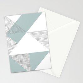 NANI Green Stationery Cards