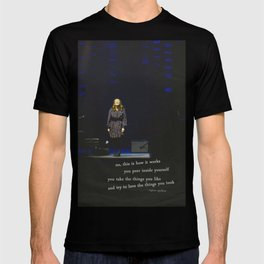 regina spektor live in toronto - on the radio T-shirt
