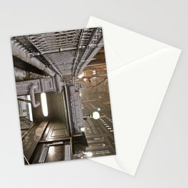 Wall Street - Snow - New York Photography  Stationery Cards