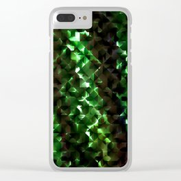 The Rainforest Clear iPhone Case