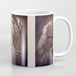 Percheron Horse Coffee Mug
