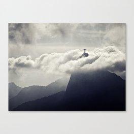 Cristo Redentor Canvas Print