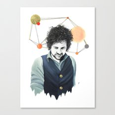 WAYNE Canvas Print