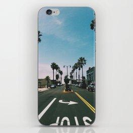 Seward Street iPhone Skin