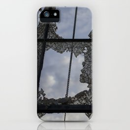 Shatter iPhone Case