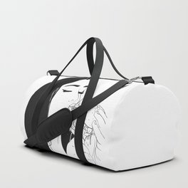 What a burger Duffle Bag