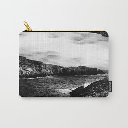 Let me collide Carry-All Pouch