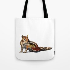 Chipmunk For You Tote Bag