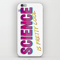 Science is Pretty Cool iPhone & iPod Skin