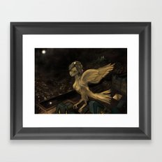 The Enigma of Paris  Framed Art Print
