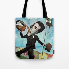 Superheroes SF - For the love of Coffee Tote Bag
