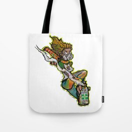 Hathor the Writer Tote Bag