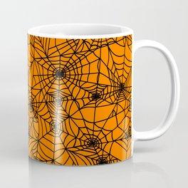Halloween Cobwebs Coffee Mug