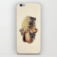 ariana grande iPhone & iPod Skins featuring Elephant's Paradise by Eric Fan