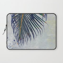 Storms don't last forever. Laptop Sleeve