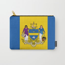 flag of philadelphia Carry-All Pouch