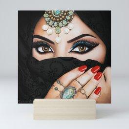 Fatima Mini Art Print