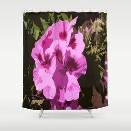 Summer Garden Shower Curtain