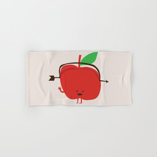 The Apple and The Arrow Hand & Bath Towel