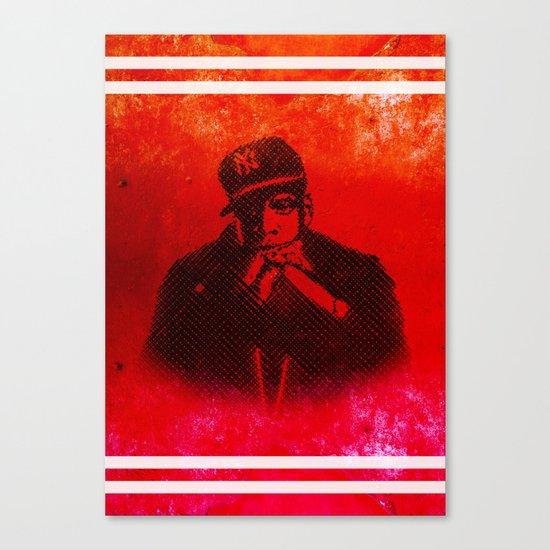 Jay Canvas Print