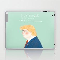 CLUSTERFUCK Laptop & iPad Skin