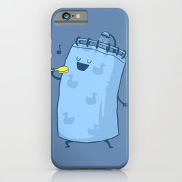 Singing In The Shower? iPhone Case