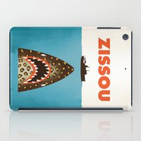 zissou iPad Cases featuring Zissou by Wharton
