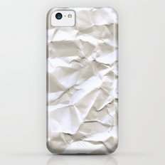 White Trash Slim Case iPhone 5c