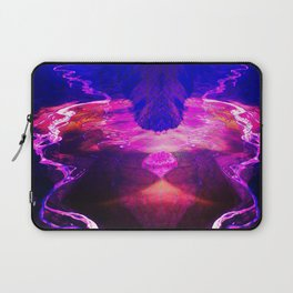 Down by the river pink Laptop Sleeve