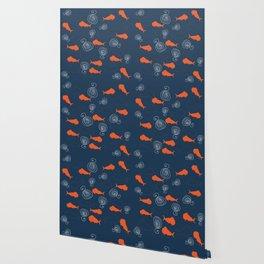 Fisherman's Fish Wallpaper