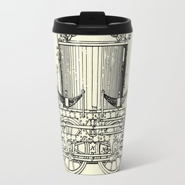 Locomotive Steam Engine-1837 Travel Mug