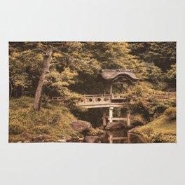 Oriental Garden Rug