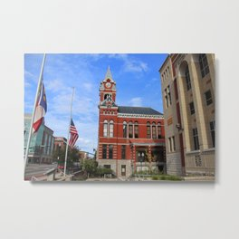 Historic Courthouse Metal Print