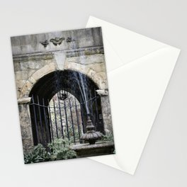 Cloister Fountain Stationery Cards