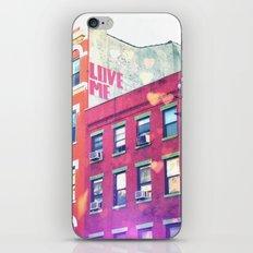 NYC Love iPhone & iPod Skin