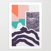 Monotómika Art Print