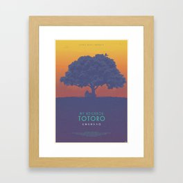 The Spirit Tree Framed Art Print