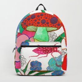 Foraging For Your Heart Backpack