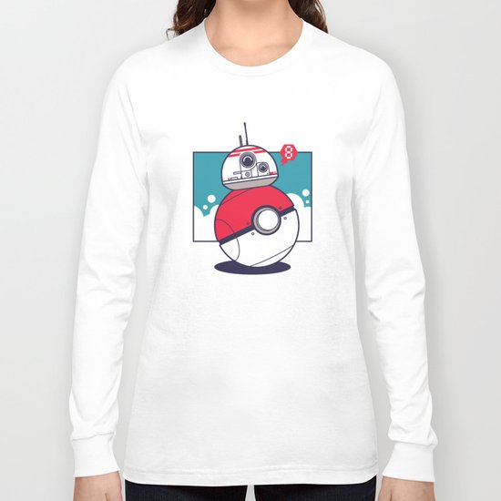 PB-8 Long Sleeve T-shirt