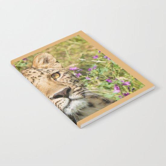 LEOPARD LOVE Notebook