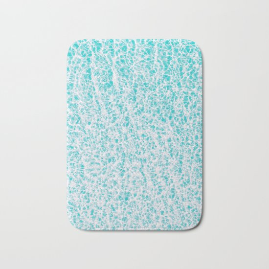 Summer Swim #society6 #decor #buyart Bath Mat