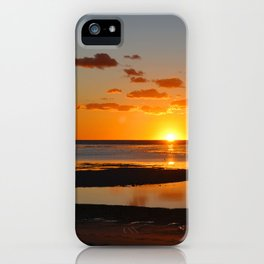 Australian Sanset iPhone Case