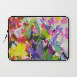 Garden Melody Laptop Sleeve