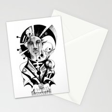 Pencil Sketch Stationery Cards