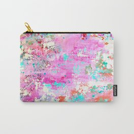 Abstract printed phone case Carry-All Pouch