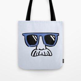 Too Cool (blue) Tote Bag
