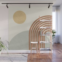 Sunny Hill Wall Mural